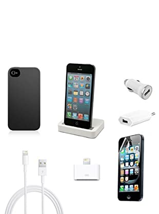 Unotec Pack Essenziale Iphone5/5S