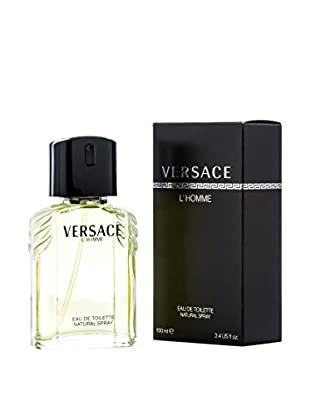 Versace Eau de Toilette Herren L'Homme 100.0 ml, Preis/100 ml: 29.99 EUR
