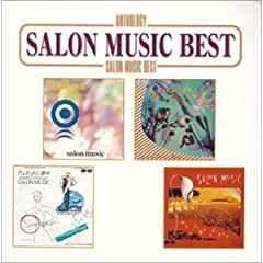 Anthology SALON MUSIC BEST