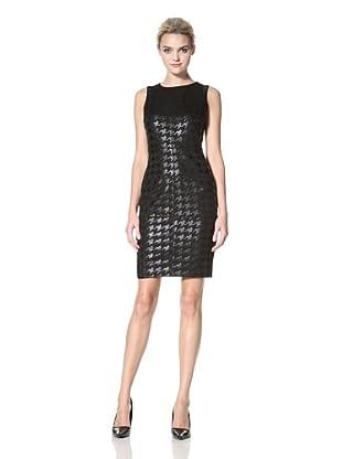 Donna Morgan Women's Portia Dress (Black)