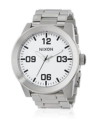 Nixon Reloj con movimiento cuarzo japonés Man A346-100 48 mm