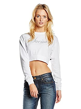 True Religion Sweatshirt Suena Cropped