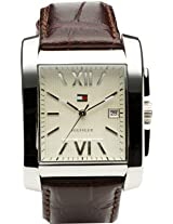Tommy Hilfiger Analog Beige Dial Men's Watch - TH1710318J
