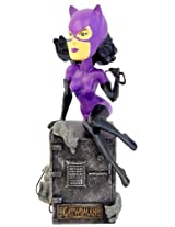 Headstrong Villains Dynamic Bobble Head: Catwoman