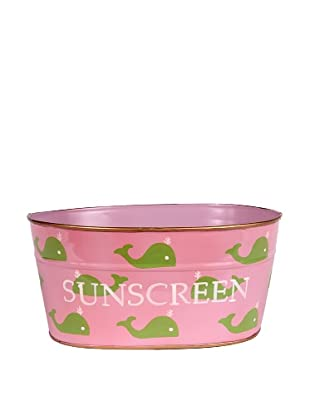 Jayes Whales Pink Sunscreen Tub