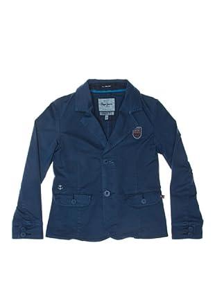 Pepe Jeans London Blazer Vostock (Azul Oscuro)