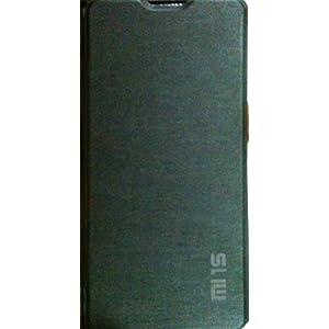 Flip Cover for Xiaomi Redmi 1S -Black Color