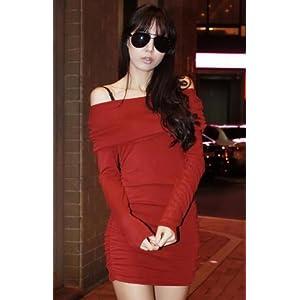 Fashion Street Red Women - Dresses