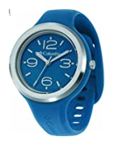 Columbia Escapade CT005-410 Round Dial Silicone Strap Watch - For Women