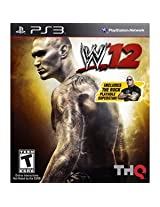 THQ 99335 WWE' 12 PS3