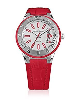 Jacques Lemans Reloj de cuarzo Unisex Miami 1-1771 40 mm