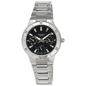 Casio SHE-3800D-1ADR Women's Watch