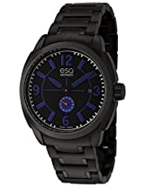 Esq By Movado Excel Black Ip Mens Watch 07301448