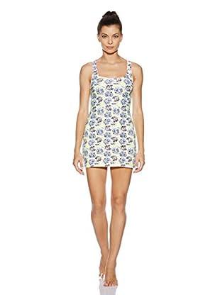 Juicy Couture Strandkleid Hang Ten (gelb/blau)