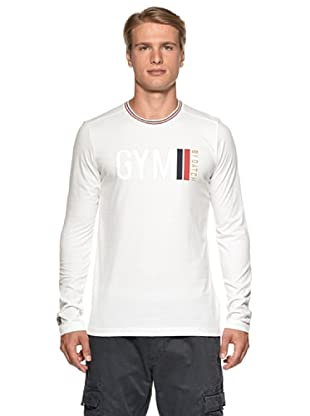 Datch Gym Camiseta Lester (Crema)