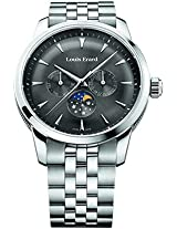 Louis Erard Analog Grey Dial Men Watch - 14910AA03.BMA38