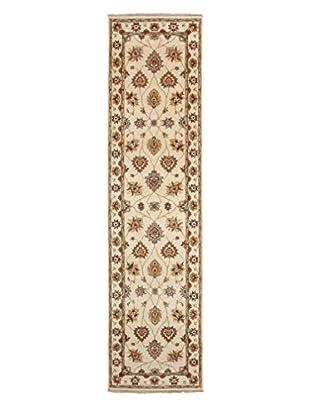 Darya Rugs Oushak Oriental Rug, Ivory, 2' 7