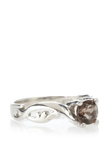 Catherine Angiel Tribal Topaz Ring
