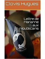 Lettre de Marianne aux républicains