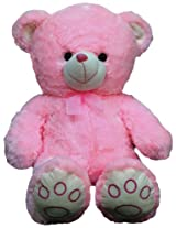 Monopoly Standing Bear, Pink (53cm)