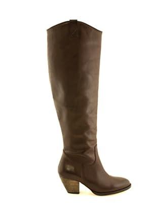 Vikingas Botas botas Ana marrón oscuro (marrón oscuro)