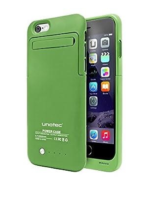 Unotec Funda Batería iPhone 6 Powercase Verde