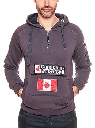 CANADIAN PEAK Kapuzensweatshirt Galapagos