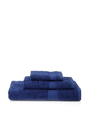 Tommy Hilfiger 3-Piece Towel Set (Midnight Navy)