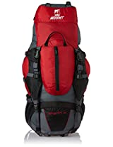 Wildcraft 65 ltrs Red Hiking Backpack (Gangotri Plus Red )