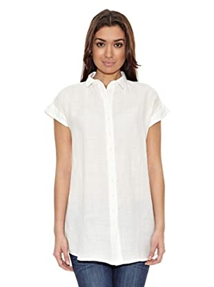 Sándalo Camisa Latina (Blanco)
