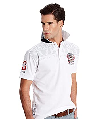 Geographical Norway Poloshirt Kefta