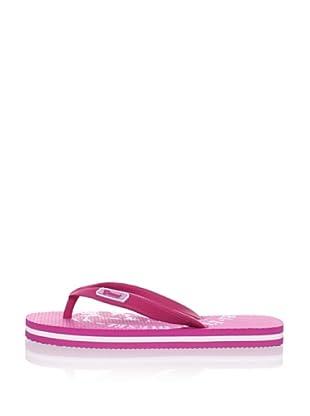 Diesel Kid's Maya Flip Flop (Toddler/Little Kid/Big Kid) (Pink)