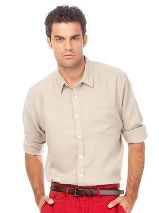 Dockers Camisa (Beige)