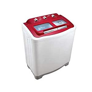 Godrej GWS 7002 PPC 7 Kg Semi Automatic Washing Machine - Red