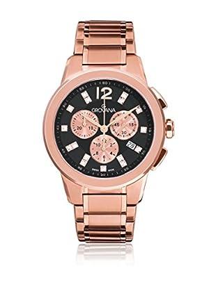 Grovana Reloj de cuarzo Unisex 2094.9267 42 mm