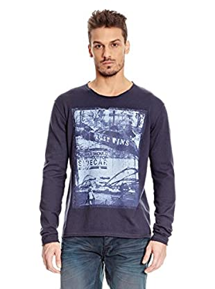 Sidecar Camiseta Manga Larga Ángel