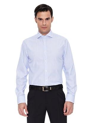 Pedro del Hierro Camisa Sport New Conceptsoft Dress Milraya (Azul)