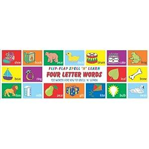 Four Letter Words (Flip-Flap)
