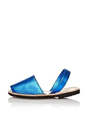Clodet Avarcas Niño Metal (Azul)