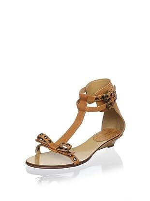 Red Valentino Women's T-Strap Sandal (Butterscotch)