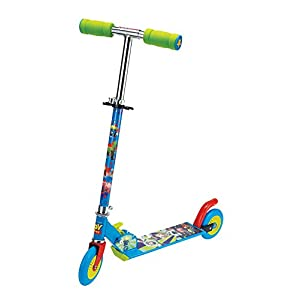 Excel Innovators Two Wheeler Scooter - Toy Story, Blue