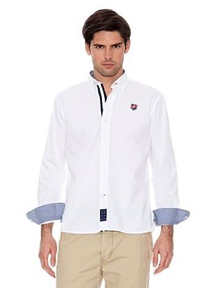 Valecuatro Camisa Parche (Blanco)