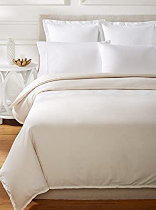 Vera Wang Basketweave Texture Duvet