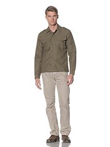 SIFR Men's Journey Shirt (Olive)