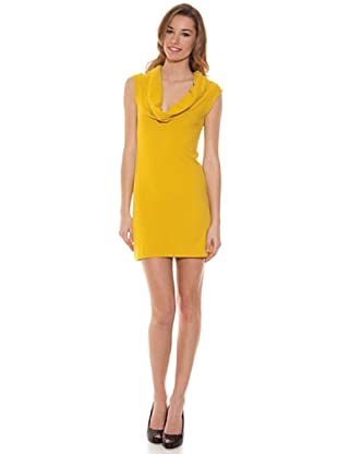 HHG Vestido Elegancy (Amarillo)