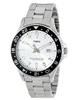 "Timex Men's T2P027KW ""Ameritus"" Stainless Steel Watch"
