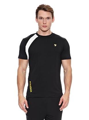 Mystica Camiseta Pumori (Negro)