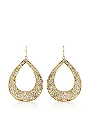 Amrita Singh Pendientes Athena Oval Hook