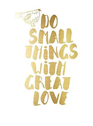 Surdic Vinilo Decorativo Small Things Dorado