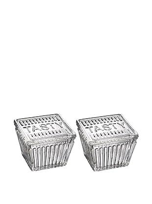 Artland Set of 2 Tasty Storage Jars
